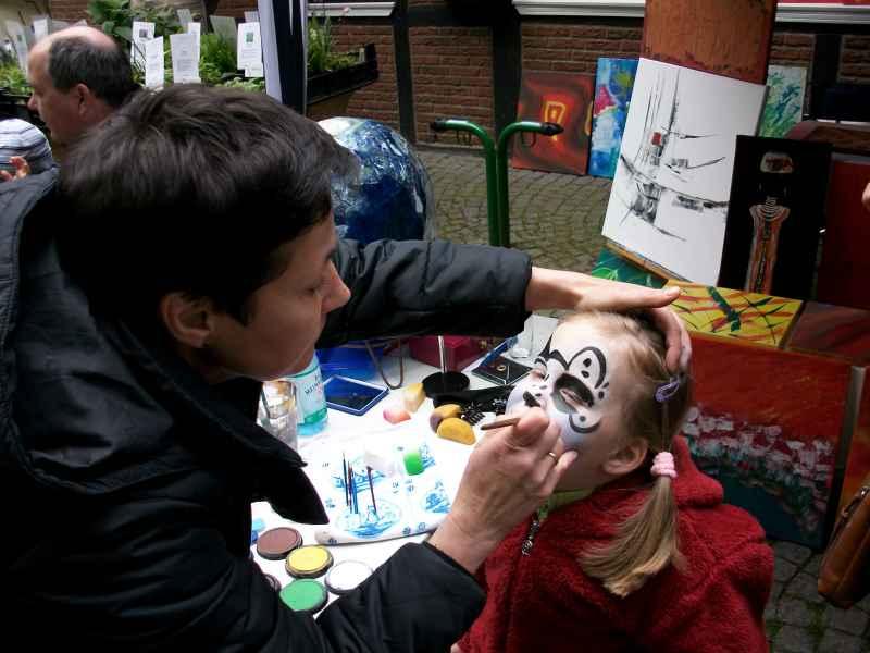 kinderschminken-dalmatiner